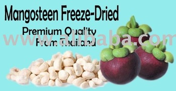 Mangosteen Freeze-Dried
