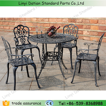 table and chair , model dining chair, outdoor garden aluminum furniture