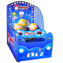 Elong arcade ticket game coin operated machine redemption game machine the Penguin paradise