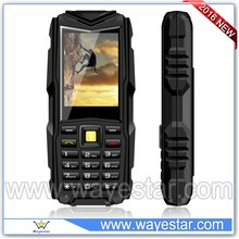 Waterproof Phone and Military grade Cell Phone f8
