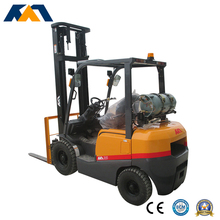 Chinese forklift new 2ton toyota 8fd30 forklift 2ton lpg forklift equipment price