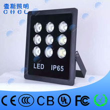 High power 200W 300W 400W small beam angle 8 15 35 60 90 degrees 150 watt square led flood light