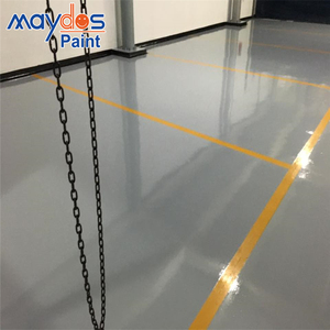 Maydos Scratch Resistant Solvent Free High Glossy Self Leveling Epoxy Resin Flooring Coating