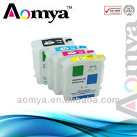 [Aomya] Premium Refillable Ink Cartridge refill ink cartridge for HP Business Inject series printer