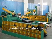 press machine, EY81F- 400 hydraulic metal baler