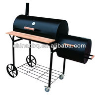 Char-Broil American Gourmet 400 Series Offset Smoker Outdoor BBQ Charcoal Grill