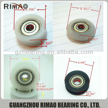 Small Nylon Pulleys 96