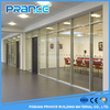Have the price strategy waterproof bathroom glass partition wall