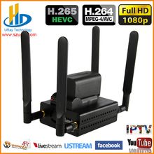 URay HEVC H.265 H.264 HD IPTV HDMI Video Kodlayıcı WIFI
