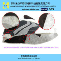 Nonwoven shoes lining
