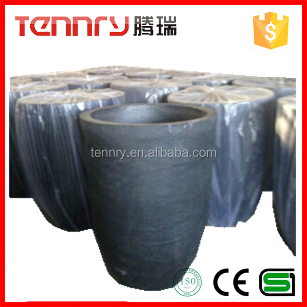 China Melting Clay Graphite Crucible Price