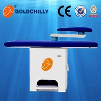 Laundry Shop Steam Ironer Vacuum Ironing Table