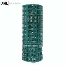 2X2 PVC Coated Stainless Steel Heavy Gauge Welded Wire Mesh Philippine Manufacturer