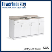 Sheet Metal Fabrication Kitchen Sink Base Cabinet with OEM and ODM