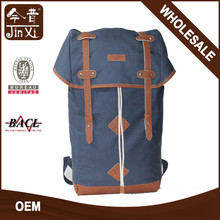 2014 New Hot Sale Canvas School Bag outdoor hiking Backpack backpack bag