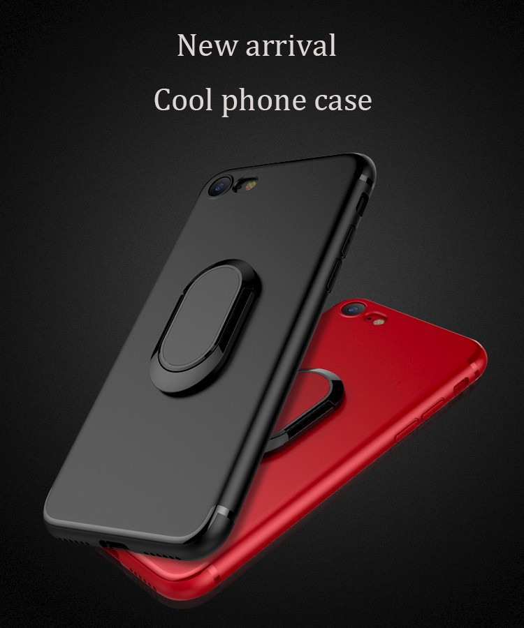 iPhone 7 case ring holder