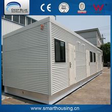 Chinese supplier cheap price 2 bedroom modular homes villa