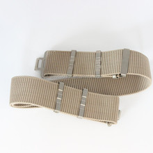 Men's combat military belt for Camouflage