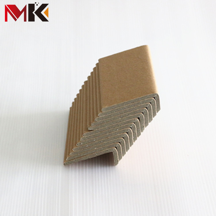 Carton Paper Angle Corner Board Protector for Packaging Sharp Edge Protection Protector