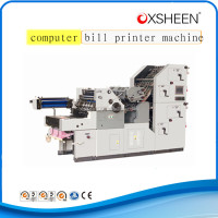 Double color Digital printing numbering and collating machine collators for sale, paper collator