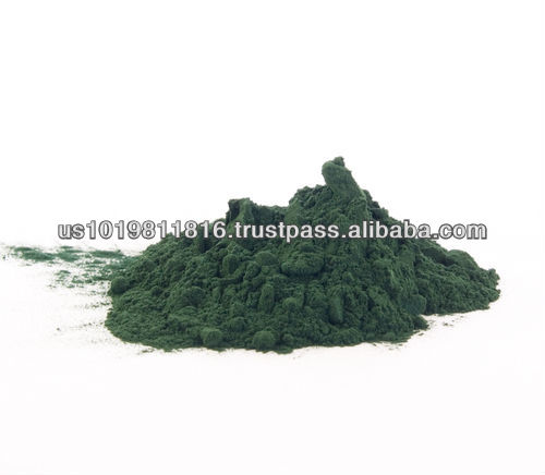 Chlorella Powder Super Green Food