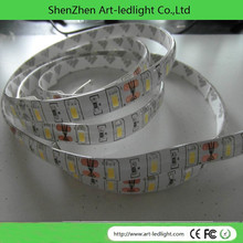 flexible led strip with 5630 SMD LED R/G/B/Y/W/RGB option 5630 led strip
