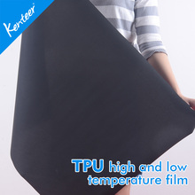 Kenteer HOT SALE TPU thermo bond film for sports shoes shoe box