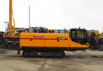 Xugong XZ1000 horizontal directional drilling rig / 100ton Horizontal Directional Drill