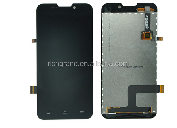 Replacement LCD Display Screen Touch Digitizer Assembly for ZTE V987