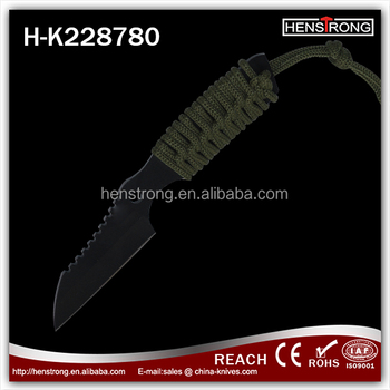 Outdoor Equiment Survival Camping Knife Hand Tools Function