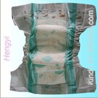 Disposable Cheap and Aerosoft Bales Baby Diapers Wholesale