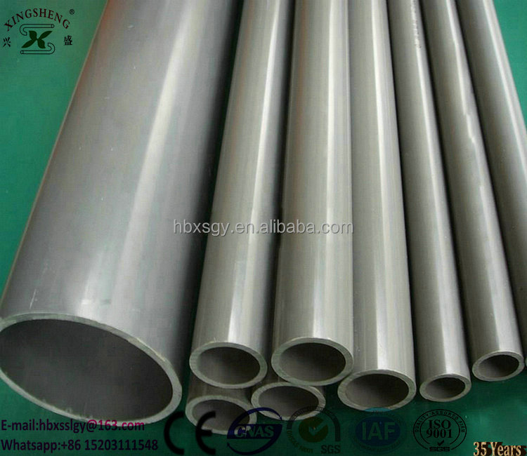 PVC pipes manufacture supply/plastic pipes&fittings with factory price