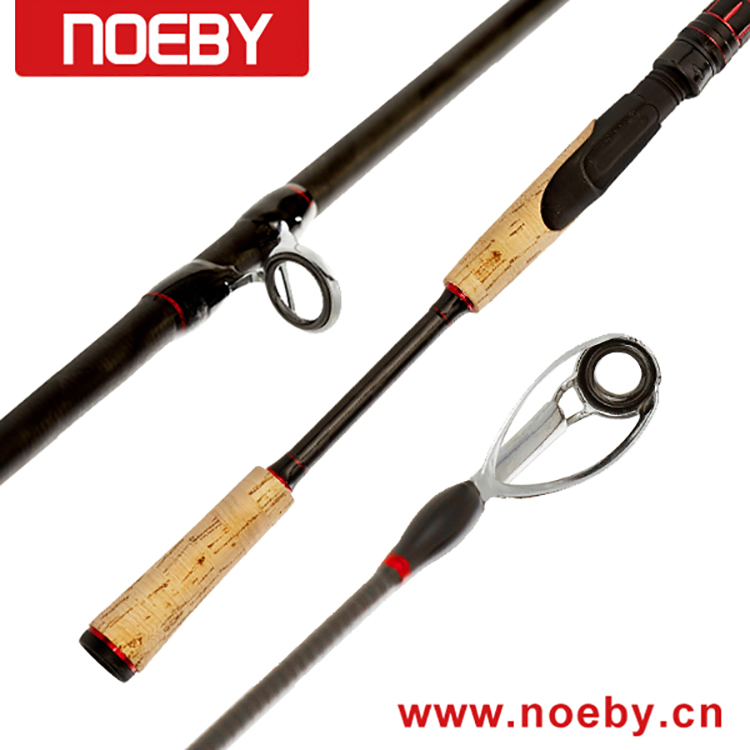 Noeby rod tackle 8 feet fishing rod lure fishing rod