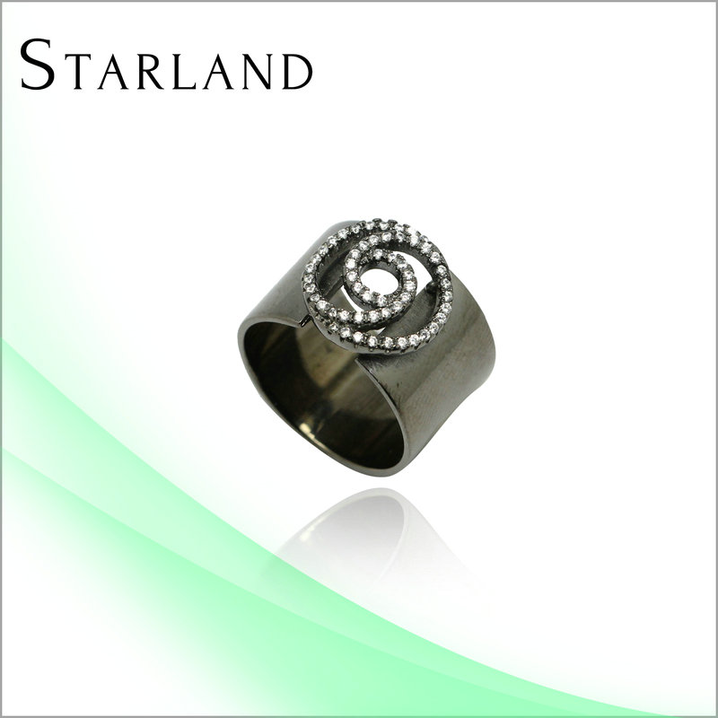 Wholesale Silver Thailand Adult Sex Ring Jewelry 3D Printing Penis Penis Plug