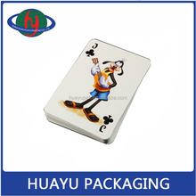Custom Made Playing Cards/ Custom Made Promotional Playing Cards With Company Logo