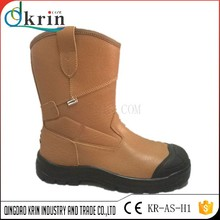 steel toe safety shoes with factory price