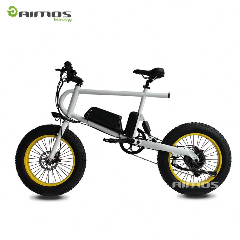 ebike with 250w 36V/10.4Ah lithium battery electric motorcycle, electric motor cross bike