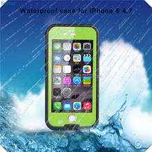 Fashionable stylish for iphone 6 love waterproof case