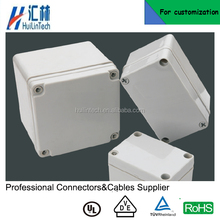 High quality ABS plastic electrical outdoor waterproof junction box