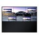 49 inch lcd DID splicing video wall publicity advertising pop-up display screen