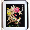 Chinese Straw Painting As Home Decoration