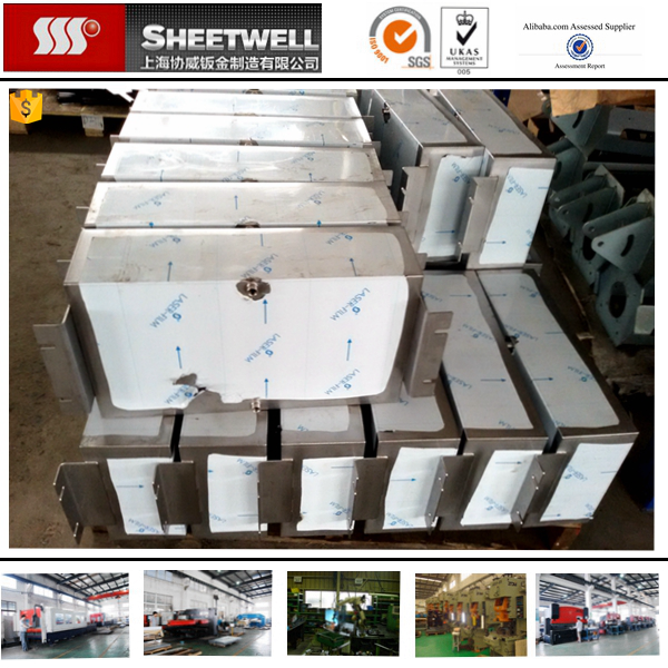 Stainless Steel Box Fabrication