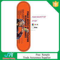 customized design heat transfer skateboard supplier