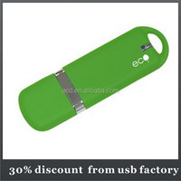 colorful Bulk 1GB plastic needle usb flash drive