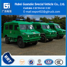 NJ2046SDD6 IVECO 4WD RHD Ambulance hot sale