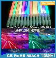 SUNJET best selling item 2016 new products promotion led party gifts custom led light foam stick