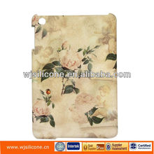 Printed back case for tablet PC cover for ipad mini made in China