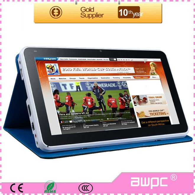 Portable Touchscreen 10 inch Tablet PC <strong>Android</strong> with Built-in Webcam WIN PAD-<strong>M10</strong>