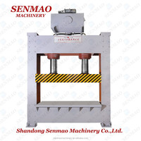 compressed laminated wood automatic cold press machine
