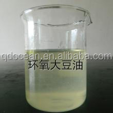 Hot selling high quality epoxidized soybean oil 8013-07-8 with reasonable price and fast delivery !!